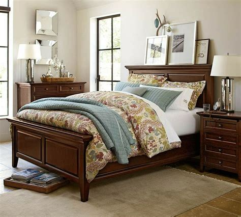 hudson bed pottery barn australia master bedrooms by