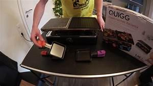 Rauchfreier Grill Aldi : aldi quigg raclette grill details youtube ~ Kayakingforconservation.com Haus und Dekorationen