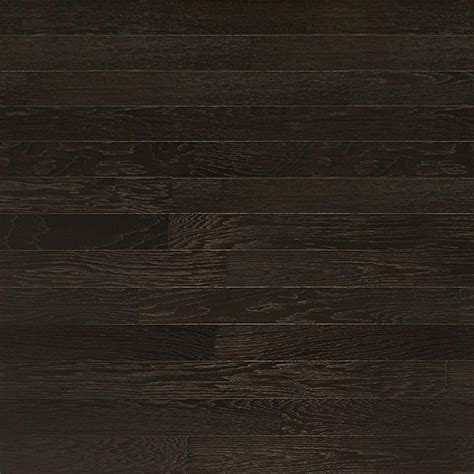 Heritage Mill Brushed Hickory Ebony 3/8 in. T x 4 3/4 in