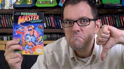 Treasure Master Nes Angry Video Game Nerd Episode 148