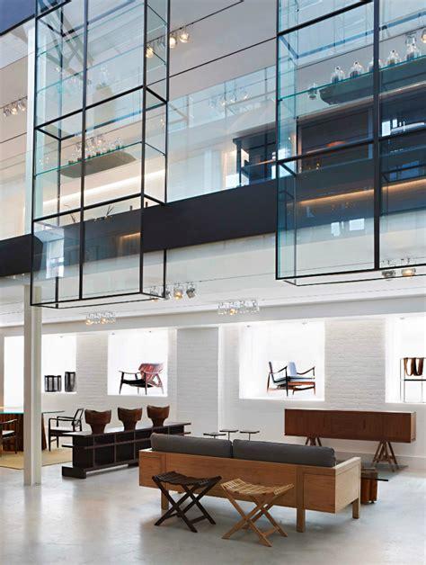 retail design projects  yabu pushelberg