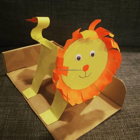 lion preschool craft crafts ideas for preschool preschool crafts 254