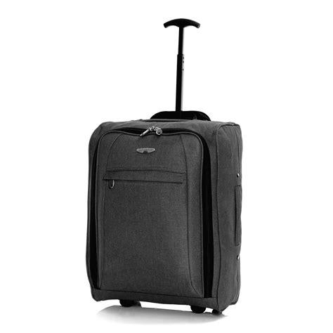 flight cabin bags ryanair easyjet flybe cabin approved flight trolley