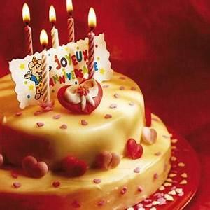 Image De Gateau D Anniversaire : recette g teau d 39 anniversaire cuisine madame figaro ~ Melissatoandfro.com Idées de Décoration