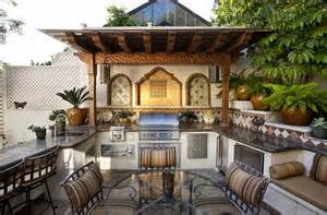 designing the outdoor kitchen - Small Outdoor Kitchen Design Ideas