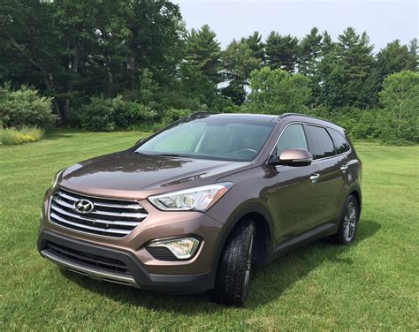 Hyundai Sante by Review 2015 Hyundai Santa Fe Ltd Keeps Doing What Hyundai
