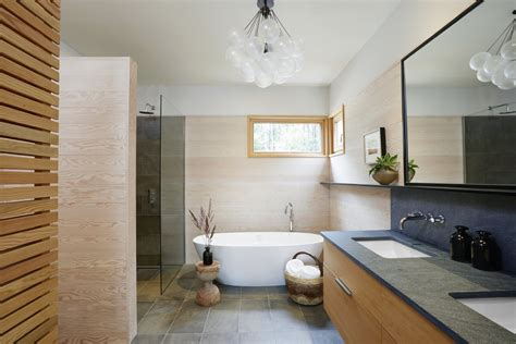 Top 5 Homes Of The Week With Blissful Bathrooms  Dwell