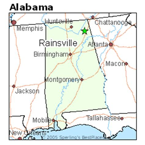 places    rainsville alabama