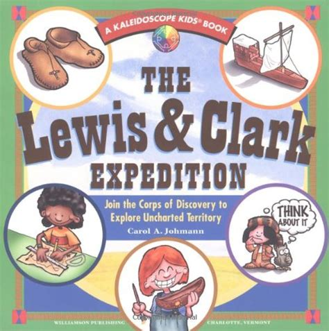 Kids Boat Lewis by Sacagawea Facts