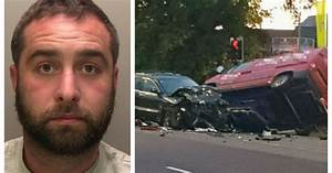 Man and woman left seriously injured after motorist drives ...