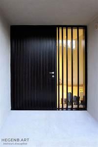 Prix D Une Porte D Entrée En Bois Sur Mesure : porte d 39 entr e sur mesure en bois massif porte au design ~ Premium-room.com Idées de Décoration