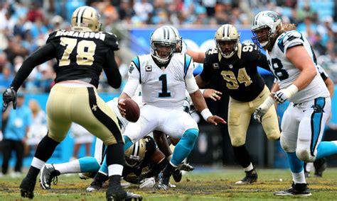 final score predictions  saints  panthers  week