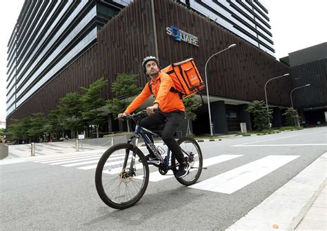 Food Delivery Jobs Hot Now, But Could Cool Later
