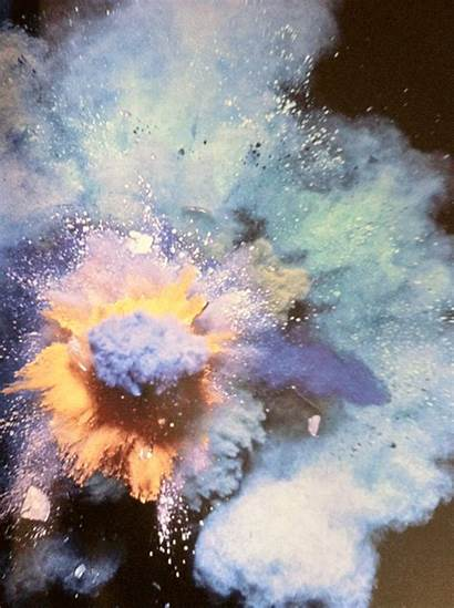 Explosion Boom Gifs Colour Explosions Humo Colores