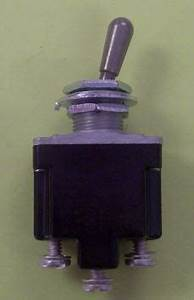 Honeywell Toggle Switch  On  Boot