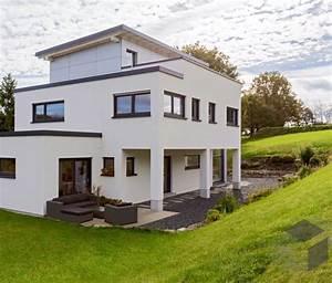 Fertighaus Anbau An Massivhaus : 23 besten h user mit dachterrasse bilder auf pinterest ~ Lizthompson.info Haus und Dekorationen