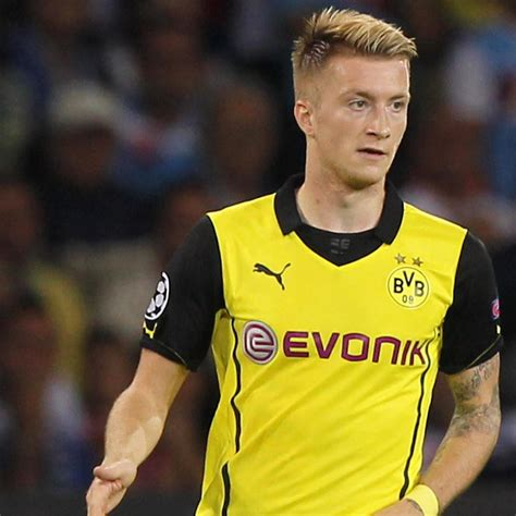 Manchester United Transfer Rumours: Marco Reus and David ...