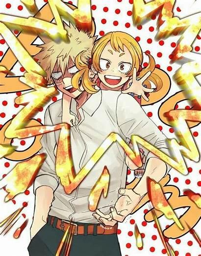 Academia Hero Anime Bakugou Manga Mahoro Funny