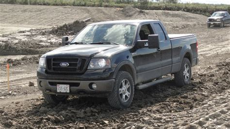 Supercab Modification by Defer 2007 Ford F150 Cabfx4 Styleside 4d 6 1