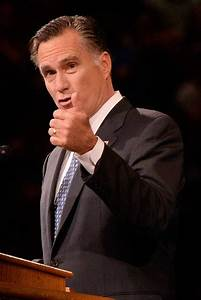 Mitt Romney to BYU students: Most important work is ...
