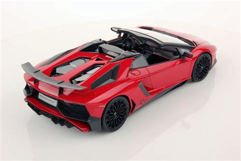 lamborghini aventador superveloce roadster lp 750 4 lamborghini aventador lp 750 4 superveloce roadster 1 18 mr collection models