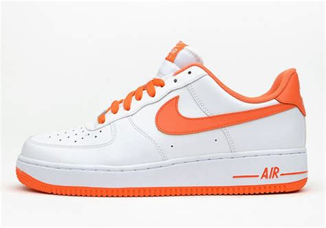 nike air force 1 basso whitegame royal turf orange nike