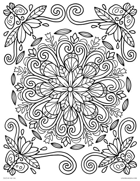 Tribal Design Coloring Pages at GetColorings.com | Free
