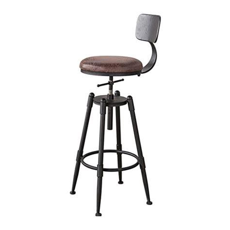 coussin de chaise avec dossier chen simple en fer forgé coussin en cuir avec dossier