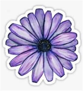 Flower: Stickers Redbubble