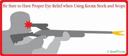 Eye Relief Knoxx Proper Forend Important Powerpak