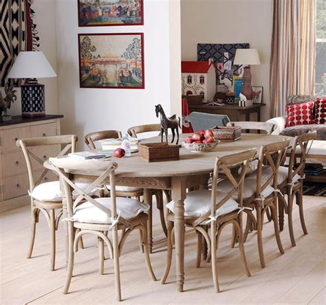 oak chairs for petworth weathered oak dining table oka 3565