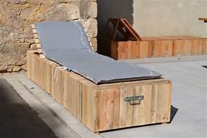 Avenir Et Bois : bain de soleil modulable l 39 avenir est dans la palette palette bois palette et mat riaux ~ Voncanada.com Idées de Décoration