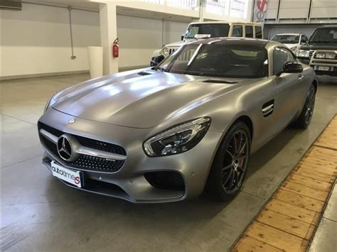 sold mercedes amg gt usata benzina  cars  sale