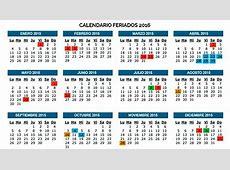 ¿Cómo será el cronograma de los feriados 2016