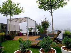 Aménager Une Terrasse : am nager une terrasse en un v ritable espace de vie ~ Melissatoandfro.com Idées de Décoration