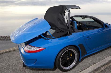 electric porsche 911 porsche 911 speedster review 2018 autocar