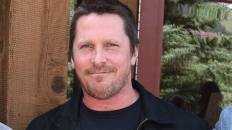 Christian Bale Officially Unrecognizable After Weight