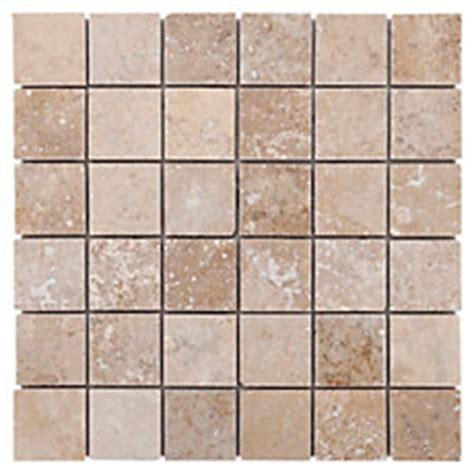 karina wavy travertine mosaic 12in x 12in floor and