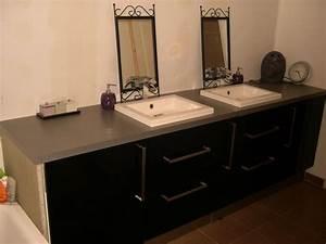 meuble de salle de bain avec meuble de cuisine 24 messages With meuble de cuisine pour salle de bain