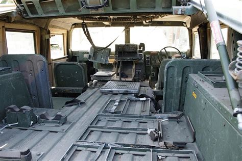 armored humvee interior military humvee interior photos