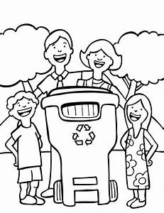 recycle coloring page for kids the adventures of a plastic With how to recycle