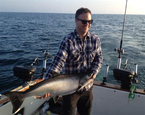 Fishing Boat Charter Toronto by Salmon Fishing Charter On Lake Ontario Toronto Salmon