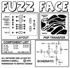Vintage Style Fuzz Face