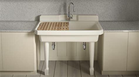 kohler utility sinks kitchen