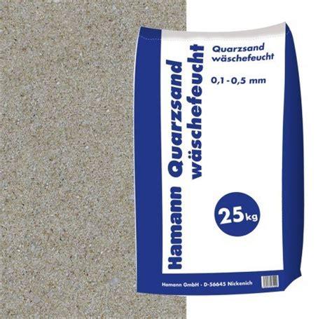 quarzsand 25 kg quarzsand w 228 schefeucht 25 kg sack kiesundco