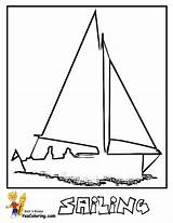 Coloring Boat Sailing Sail Pages Yescoloring Sheet Ships Easy Tall Classic Ship Boats Superb Colorable sketch template