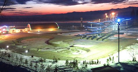 north korea opens water park  eastern hamhung city nk news north korea news