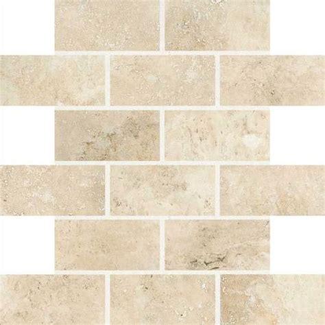 thinset for 12x24 porcelain tile daltile esta villa terrace beige 2 quot x 4 quot brick joint