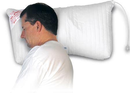 anti snoring pillow anti snore pillow helps reduce snoring