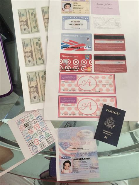 ††† for ashley advantage™ great american finance accounts: 104 best images about American Girl - Printables on Pinterest | Miniature, Barbie and American ...